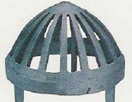Aluminum Dome Pointed